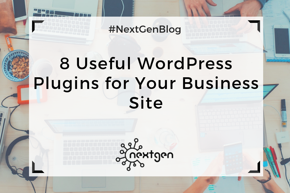 8 Useful WordPress Plugins for Your Business Site