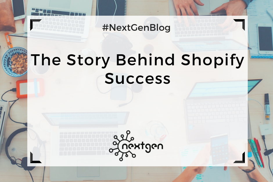 The Story Behind Shopify Success